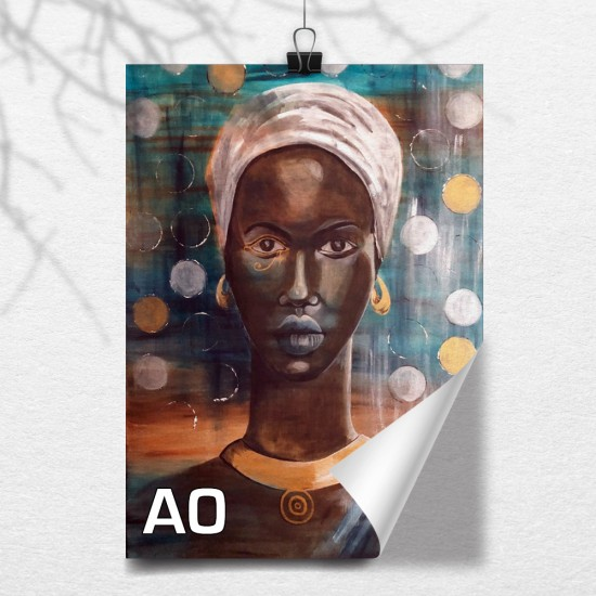 A0 PHOTO POSTER